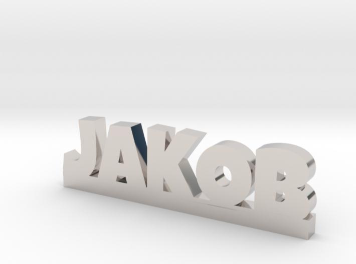 JAKOB Lucky 3d printed