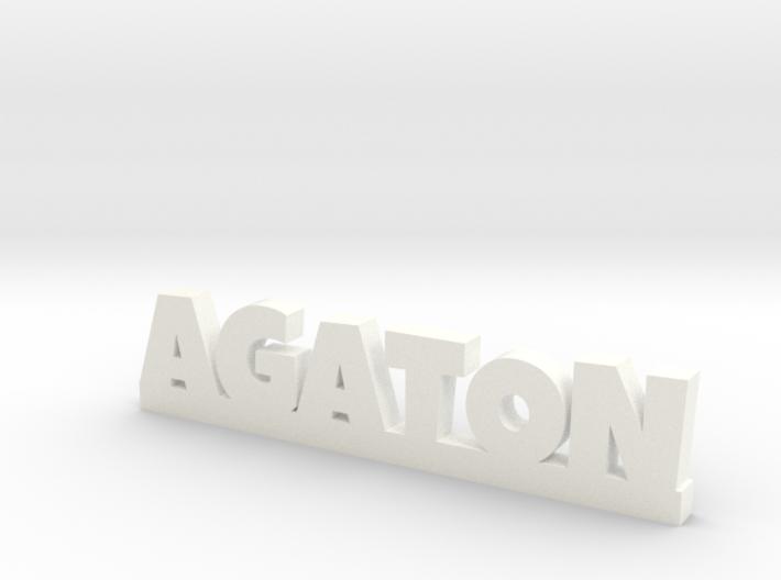 AGATON Lucky 3d printed