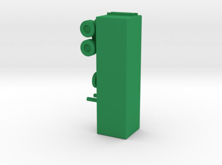 1/144 Scale M128 Semitrailer Van 3d printed