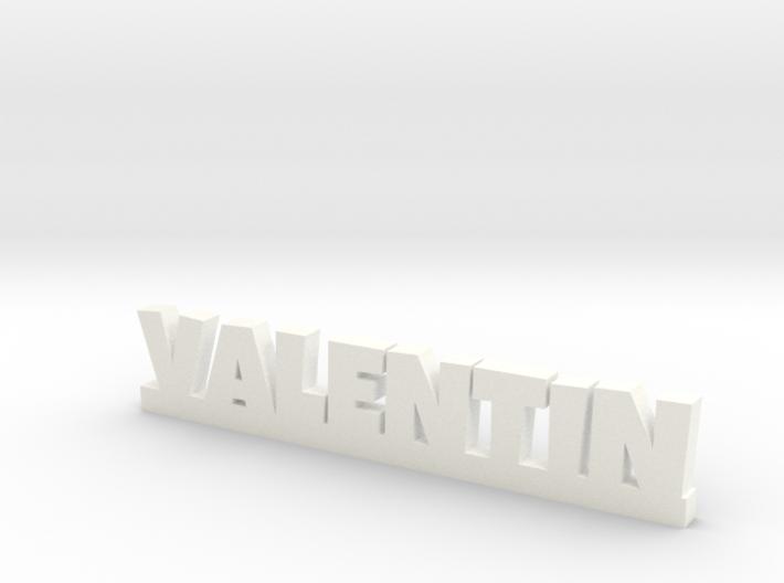 VALENTIN Lucky 3d printed