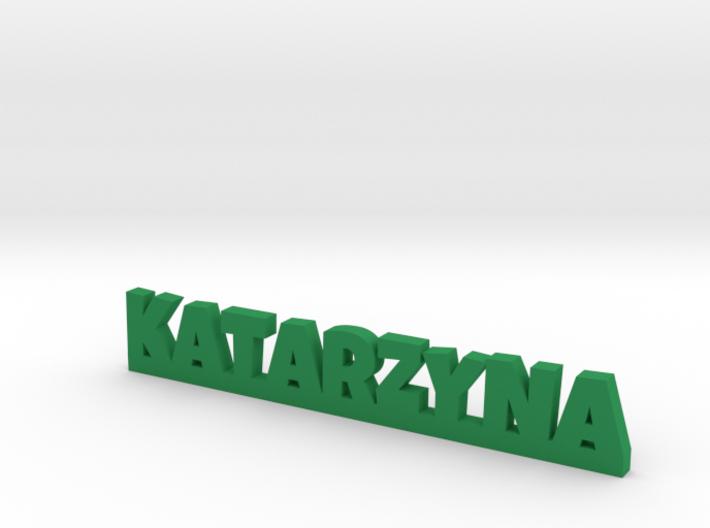 KATARZYNA Lucky 3d printed