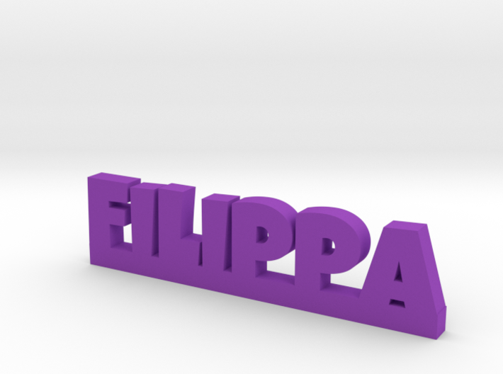 FILIPPA Lucky 3d printed