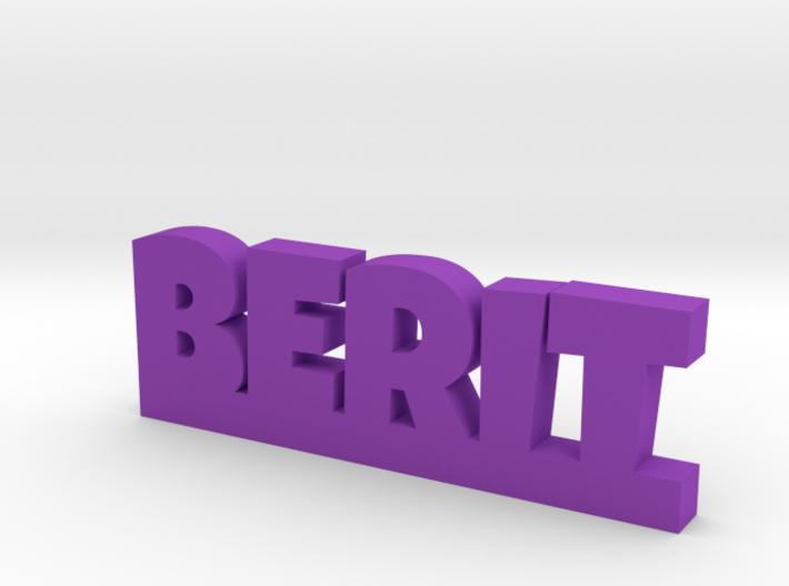 BERIT Lucky 3d printed