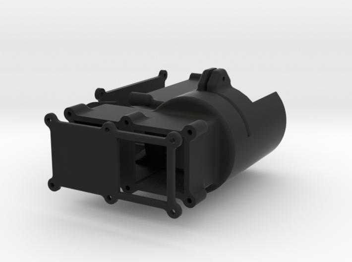 Mobius 2 Scope Camera Mount 3d printed