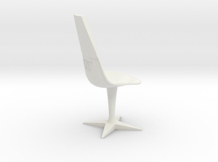 Swivel Chair (Star Trek Classic) 3d printed