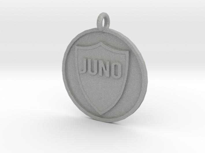 Juno's Pet Tag 3d printed