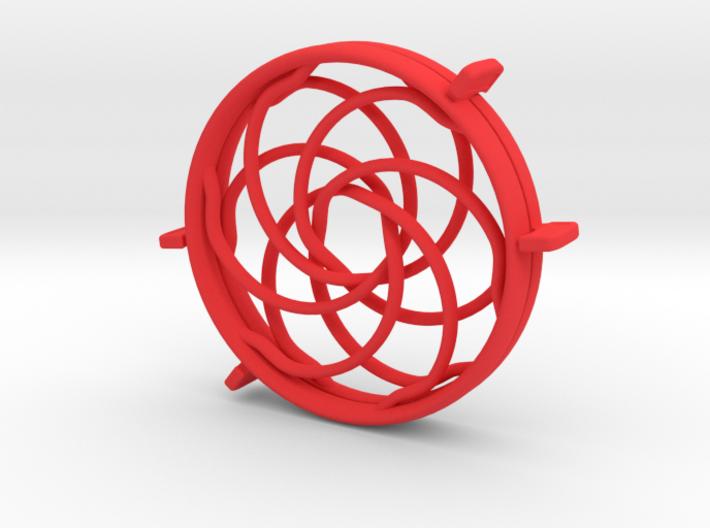 New FlexFidget 3d printed