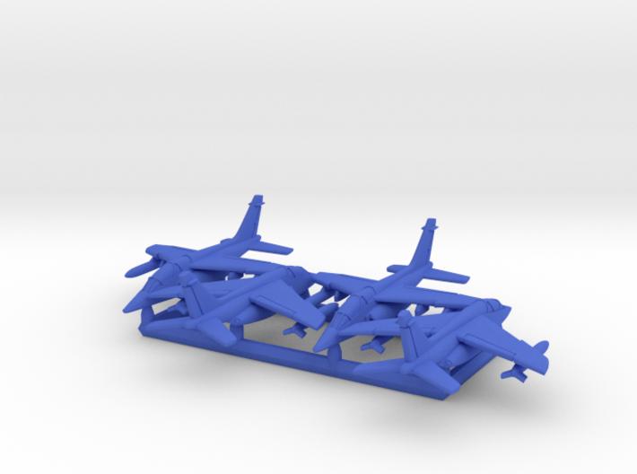 1/350 Alpha Jet x4 3d printed