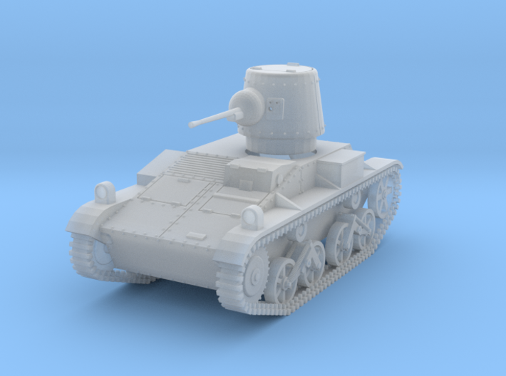 PV165C T15 Light Tank (1/87) 3d printed