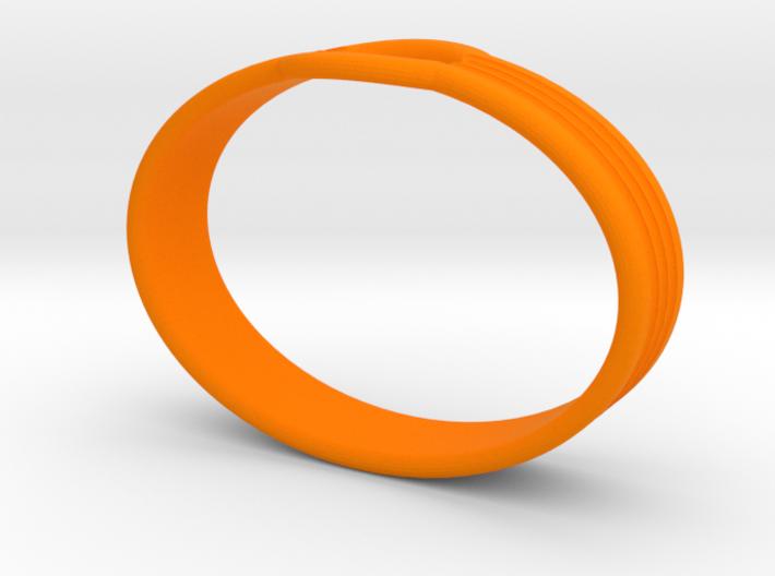 Bracelet UU 3d printed