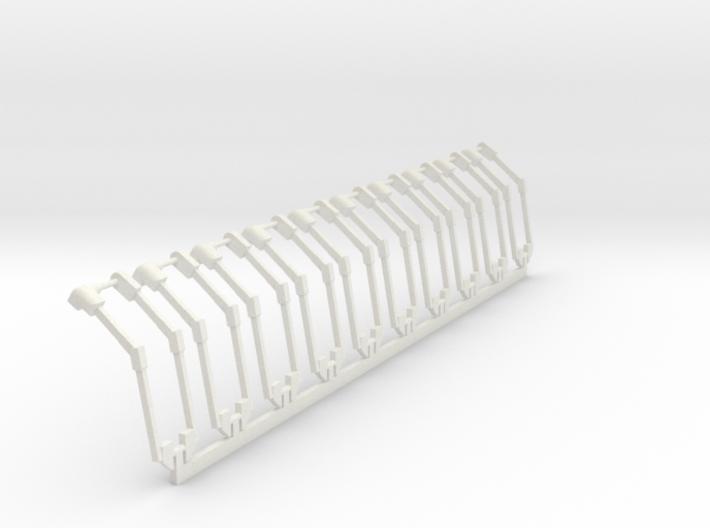 1/64 Thunder 6000 Power Tarp kits X 10 3d printed