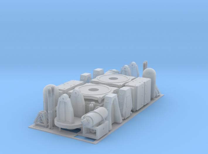 Phalanx Kit x 2 - 1/72 3d printed