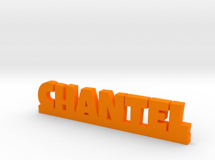 CHANTEL Lucky 3d printed