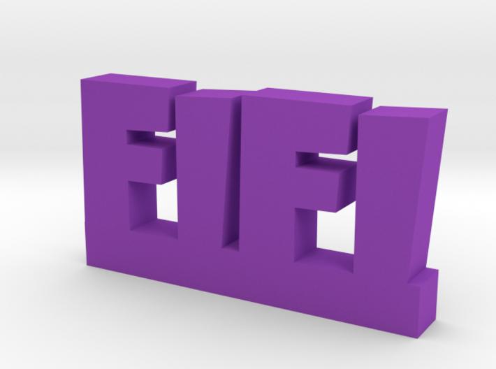 FIFI Lucky 3d printed