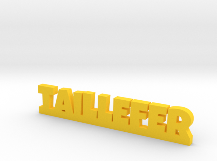 TAILLEFER Lucky 3d printed