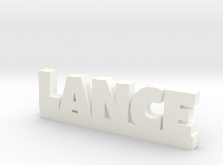 LANCE Lucky 3d printed