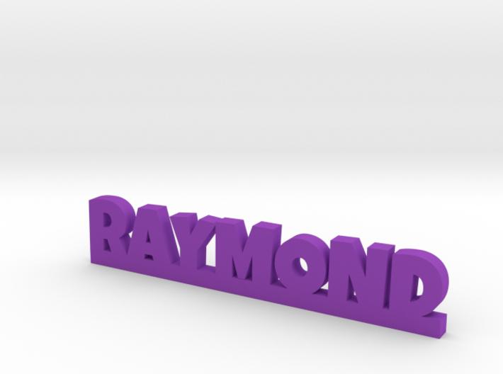 RAYMOND Lucky 3d printed