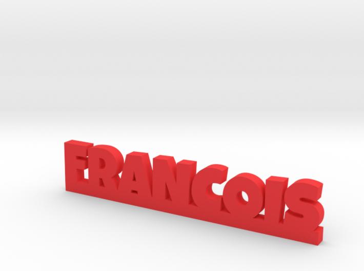 FRANCOIS Lucky 3d printed