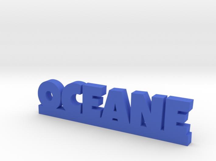 OCEANE Lucky 3d printed