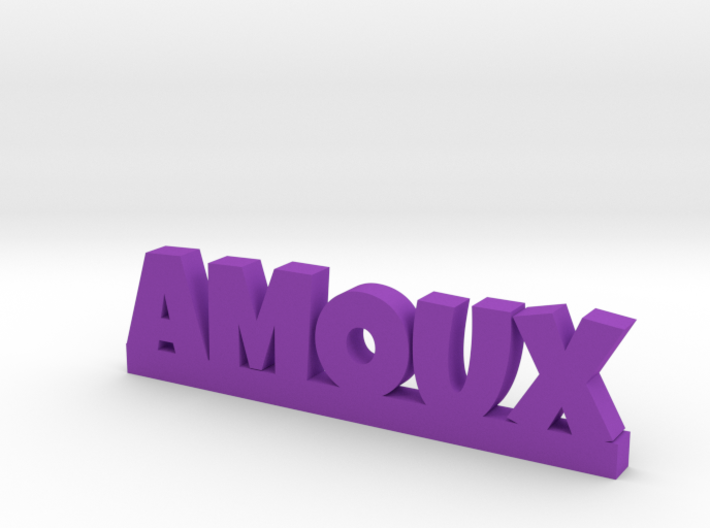 AMOUX Lucky 3d printed