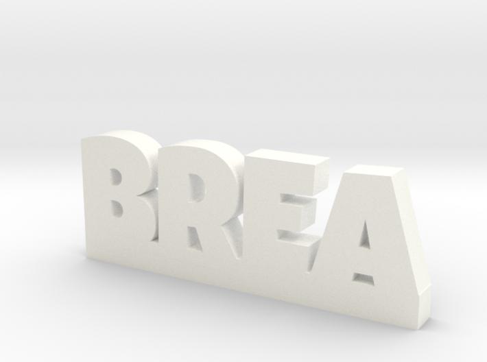 BREA Lucky 3d printed