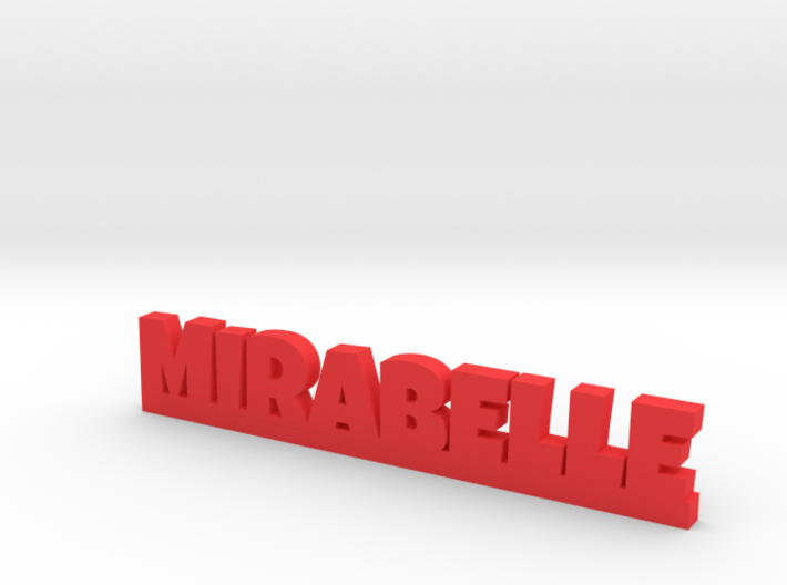 MIRABELLE Lucky 3d printed
