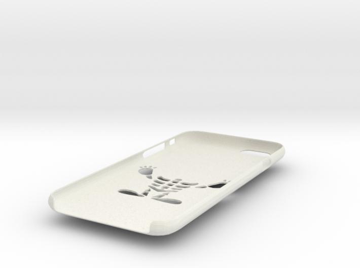 IPhone6s Skeletor Case 3d printed