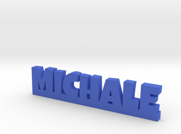 MICHALE Lucky 3d printed