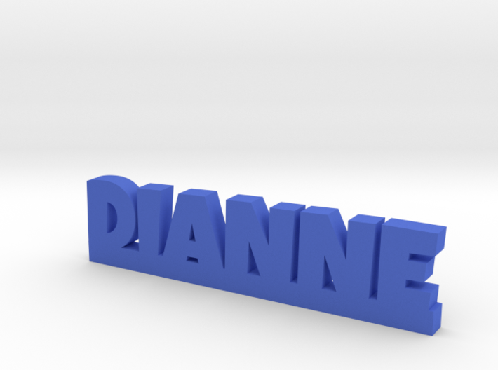 DIANNE Lucky 3d printed