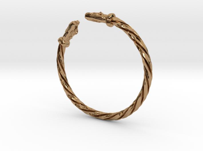 Bracelet Viking 3d printed