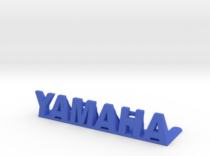 Yamaha Desktop Frame-less Picture Holder 3d printed