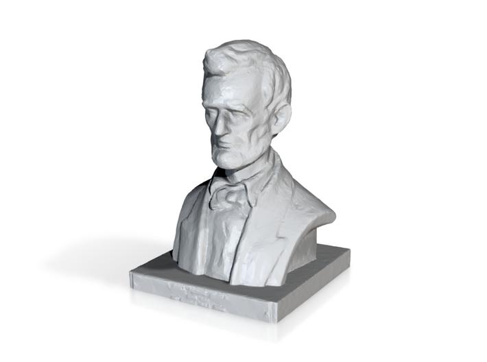 Lincoln-3.printer2 3d printed