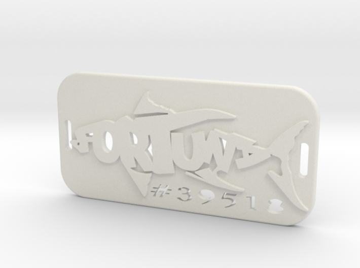 DetailedFortuna 3d printed