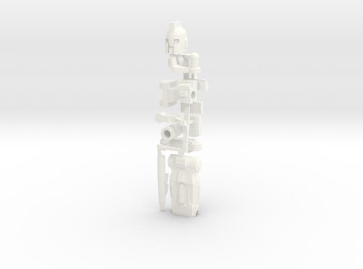 CV.Upkit03(Impactor) 3d printed