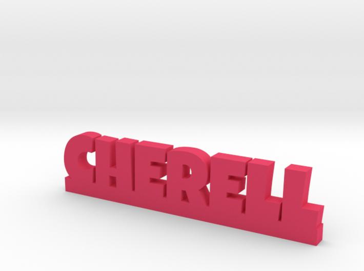 CHERELL Lucky 3d printed