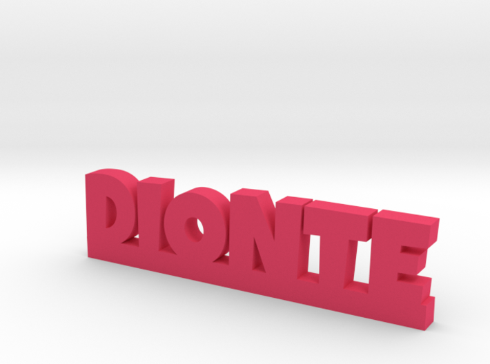 DIONTE Lucky 3d printed