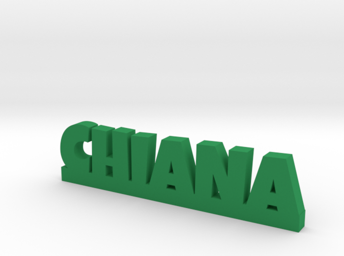 CHIANA Lucky 3d printed
