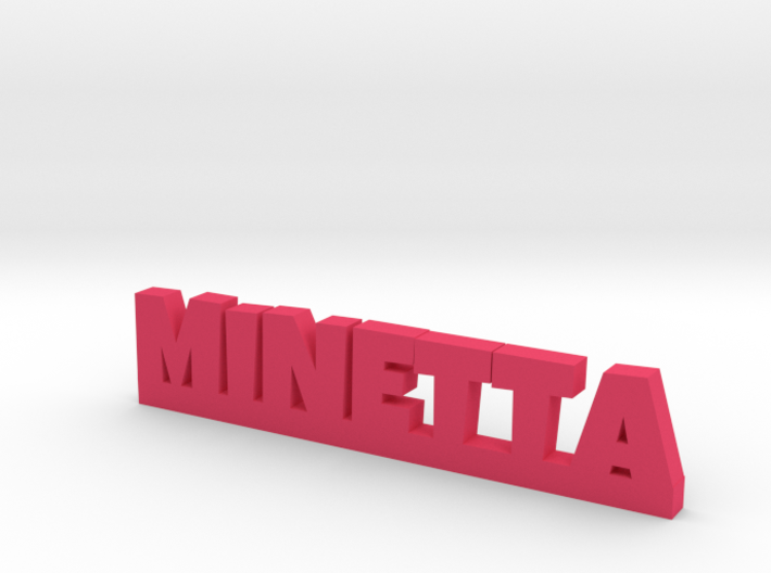 MINETTA Lucky 3d printed