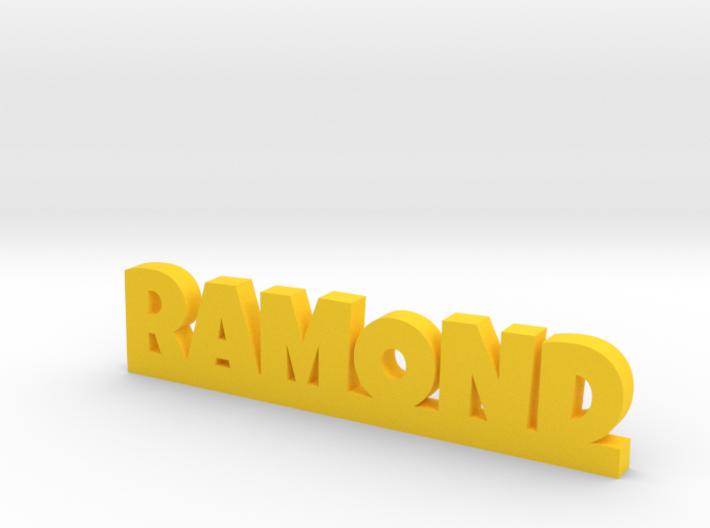 RAMOND Lucky 3d printed