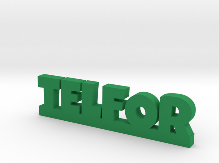 TELFOR Lucky 3d printed