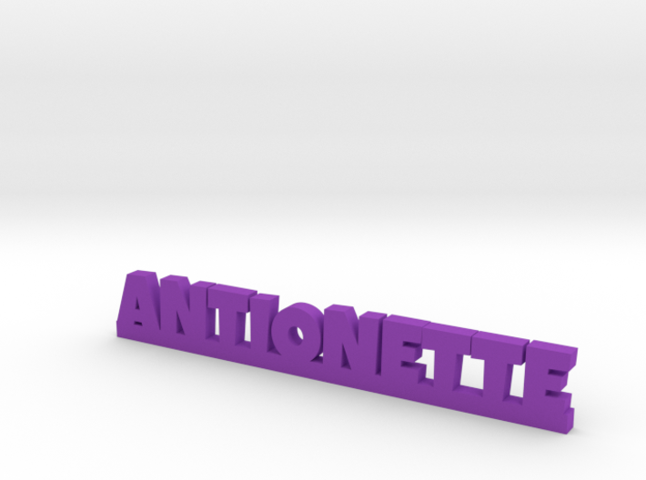 ANTIONETTE Lucky 3d printed