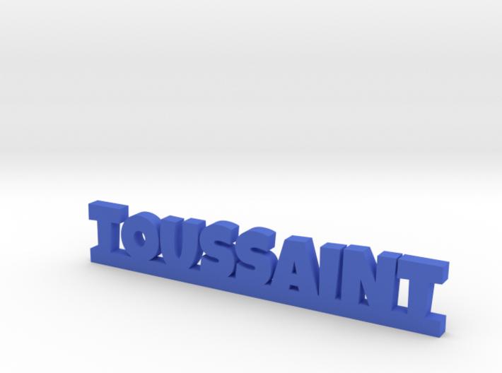TOUSSAINT Lucky 3d printed