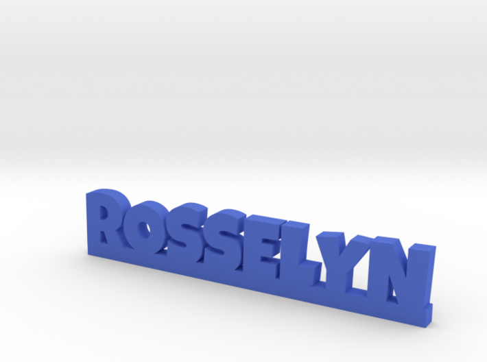 ROSSELYN Lucky 3d printed