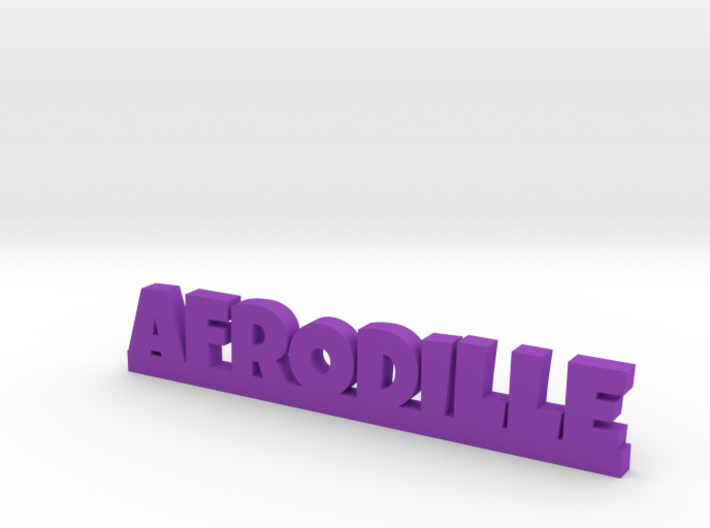 AFRODILLE Lucky 3d printed