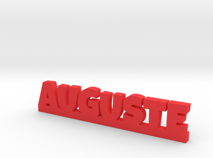 AUGUSTE Lucky 3d printed