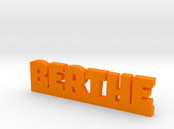 BERTHE Lucky 3d printed