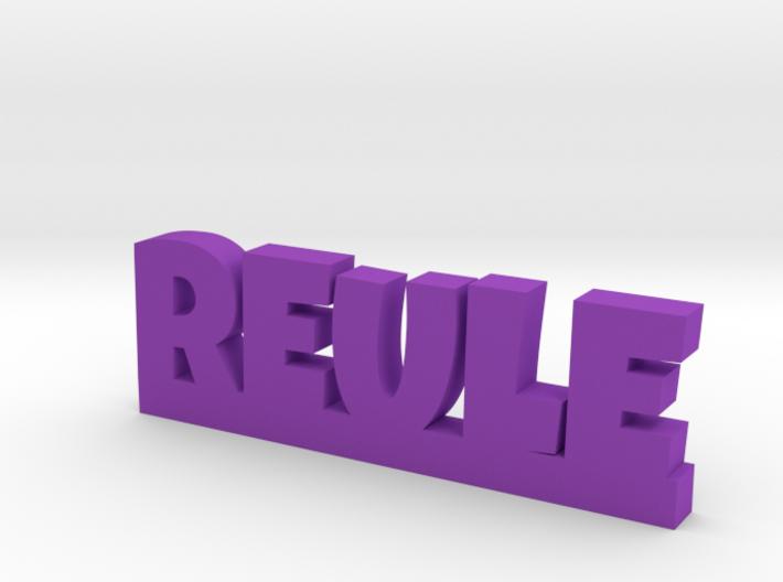 REULE Lucky 3d printed