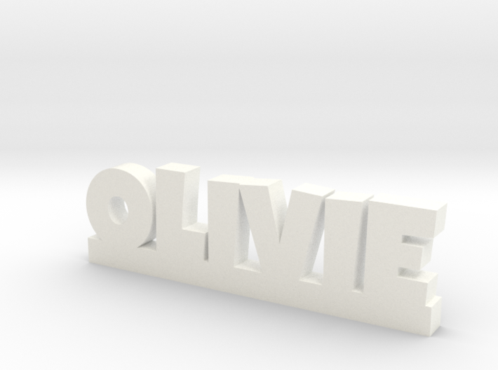 OLIVIE Lucky 3d printed