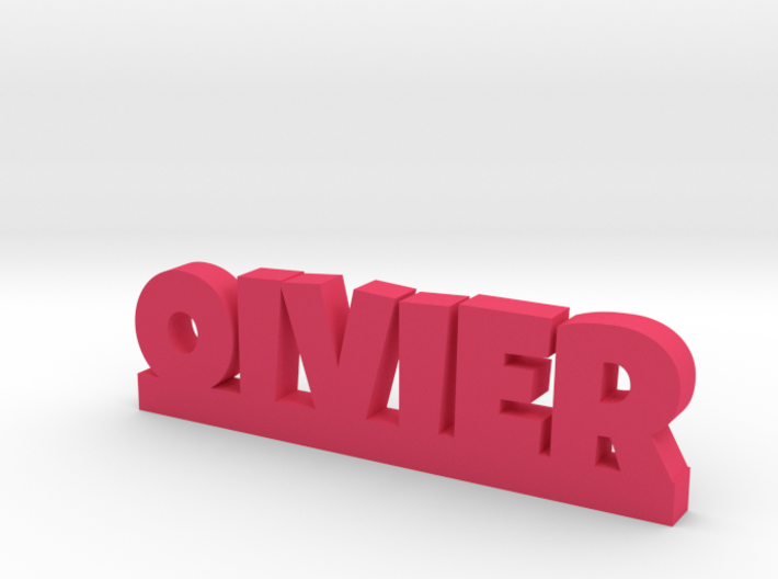 OIVIER Lucky 3d printed