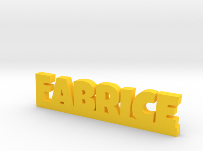 FABRICE Lucky 3d printed